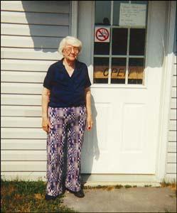 Helen, store owner